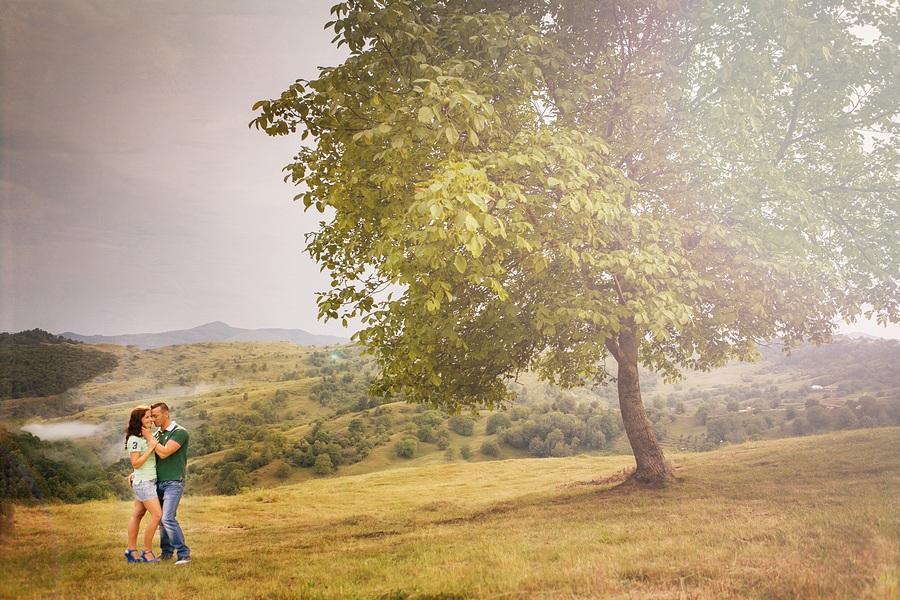 FOTOVIVA Fotografii logodnă  Talea