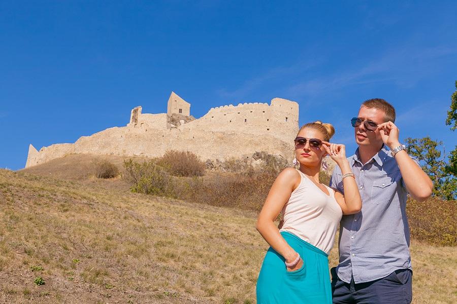 FOTOVIVA Fotografii portret  Cetatea Rupea
