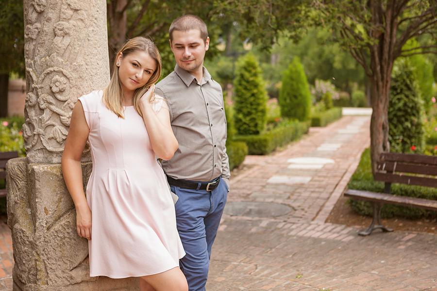 FOTOVIVA Fotografii logodnă  Palatul Mogoșoaia